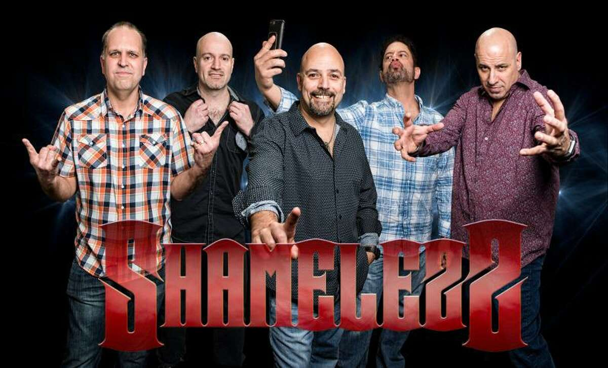 Local party rock band Shameless will headline the Centennial Savin Rock Festival in West Haven's Old Grove Park at 8 p.m. July 31.