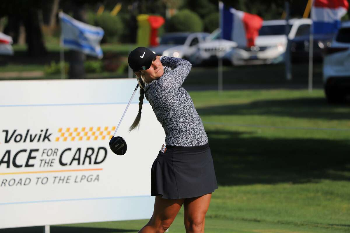 Bailey Tardy is 11th on the Symetra Tour money list.