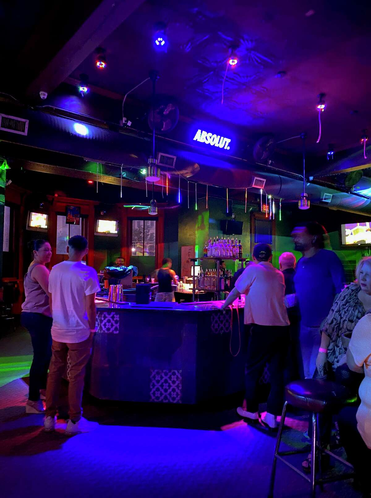 An invitation-only crowd came out for the soft reopening of the Bonham Exchange on Tuesday. The downtown club has been closed since the start of the pandemic. It will re-open to the public this weekend.