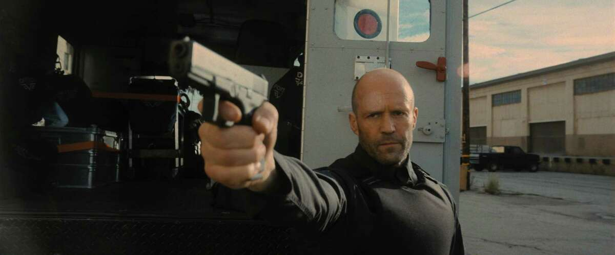 """Jason Statham goes to work in """"Wrath of Man."""""""