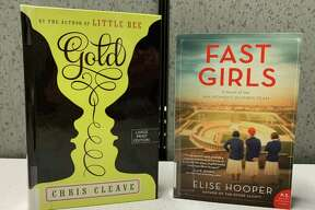"""""""Gold"""" by Chris Cleeve is the story of two women who are friends and rivals. In their last chance to be part of Olympic history, they challenge themselves and each other in competition and on a personal level.""""Fast Girls: a Novel of the 1839 Women's Olympic Team"""" by Elise Hooper is a fictional account of the lives of three little known women and their struggle to compete at the 1936 Olympics in Berlin. This is the story of women striving to take their place in a world on the brink of war. (Courtesy photo)"""