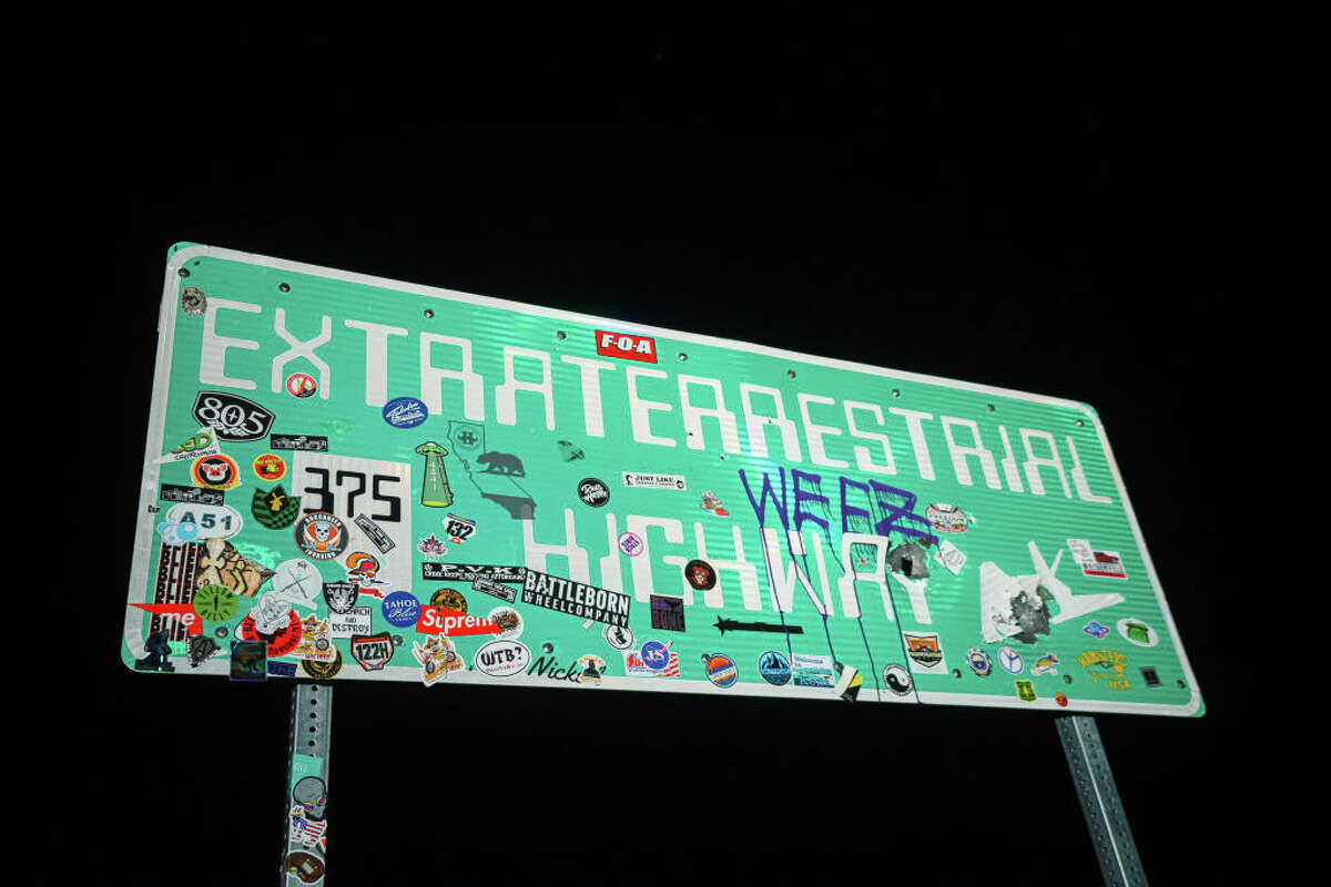 The Extraterrestrial Highway runs through Lincoln County, Nevada, and has been the scene of many reported UFO sightings. Illinois' congressional delegation wants more research into the nearly 4,000 unexplained object sightings in this state in the past two decades.