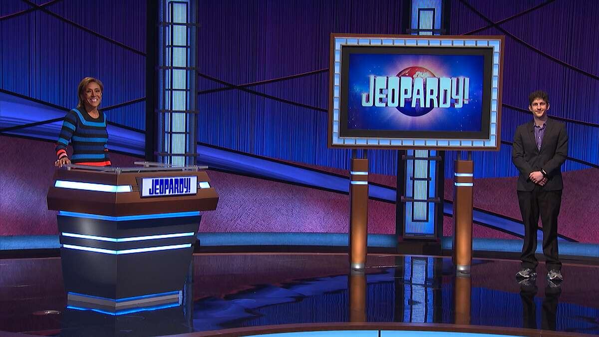 Yale University PhDMatthew Amodiowill compete on Jeopardy! on Wednesday, July 21, 2021.