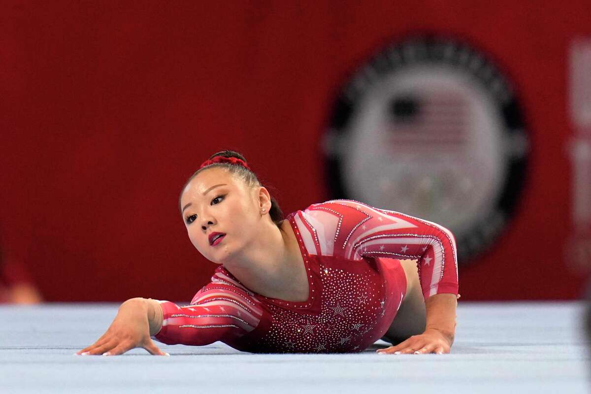 Kara Eaker, an alternate on the U.S. women's gymnastics team, has tested positive for COVID-19. The International Olympic Committee's safety measures are lacking.