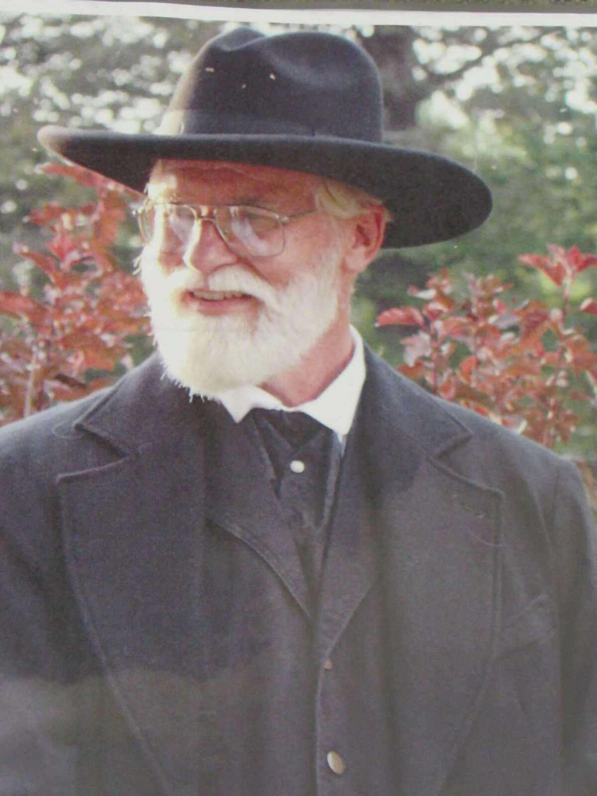 Walter Ulrich will portray Benjamin Butler July 24 at Lake Luzerne History Day