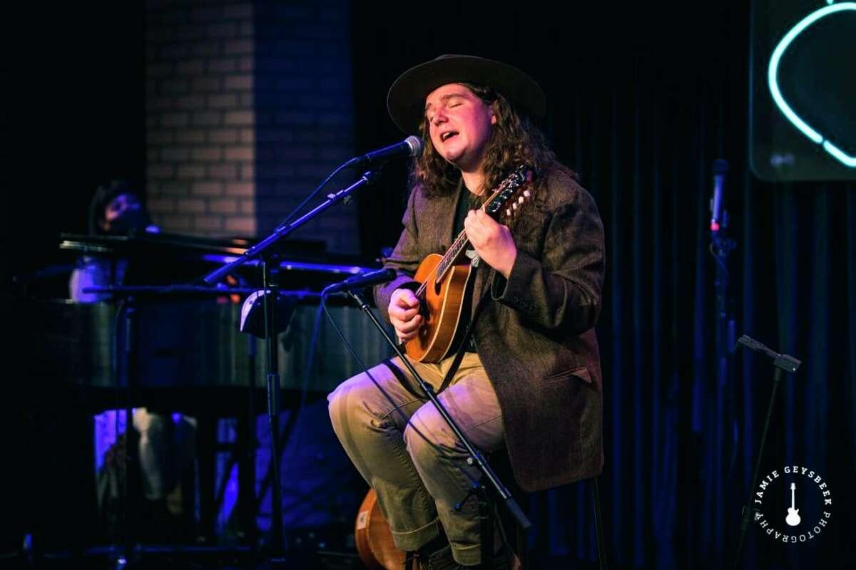Ben Traverse will perform at 7 p.m. on Mondayin the Onekama Village Park on M-22 as part of thePortage Lake Association's Concert in the Park series. (Courtesy photo)