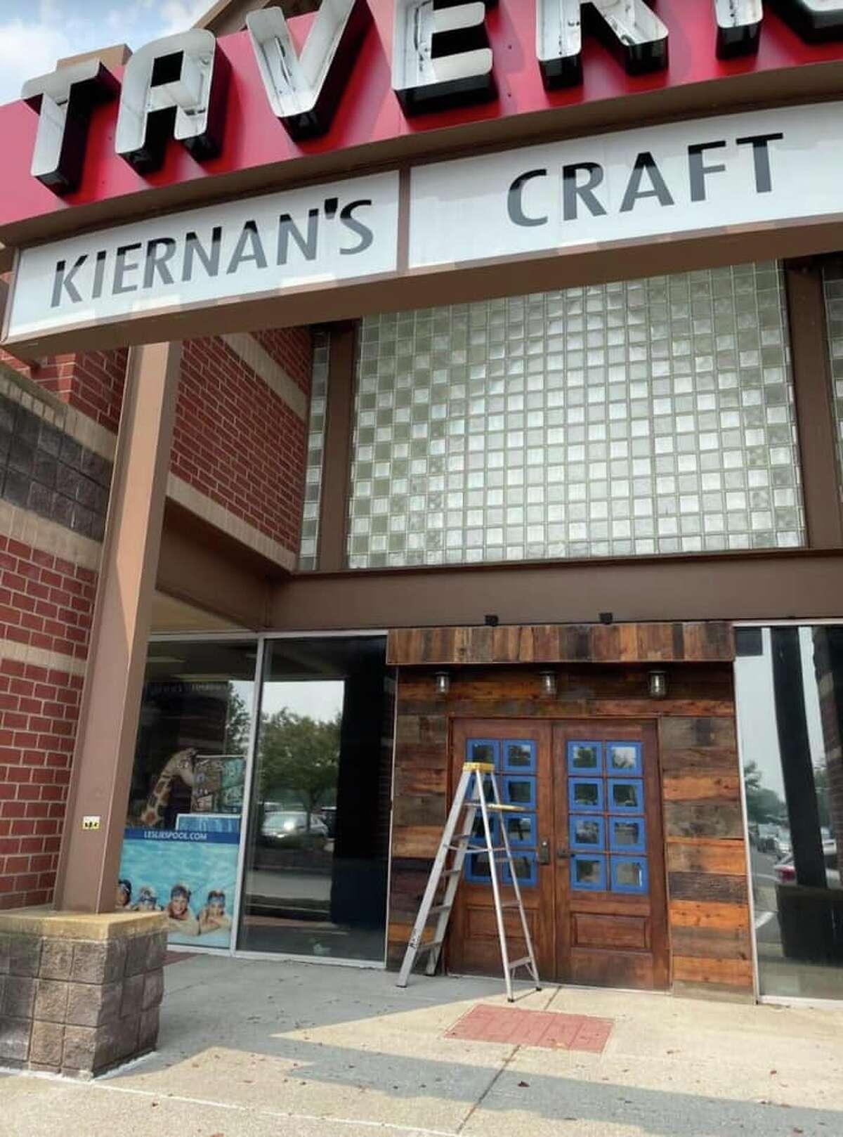 Kiernan's Craft Tavern in Latham.
