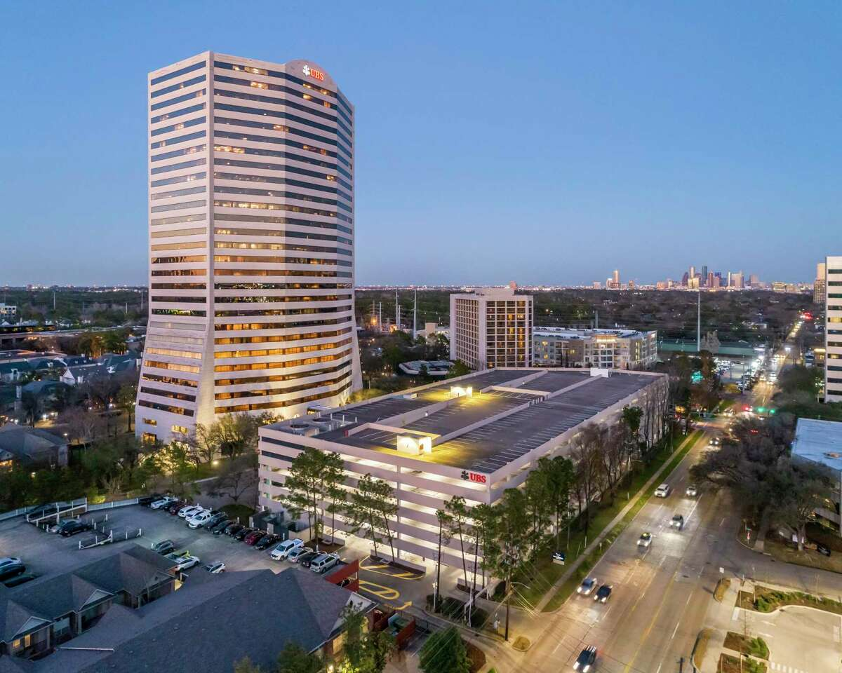 Five Post Oak Park, a 28-story office tower in the Galleria, sold to a Florida company