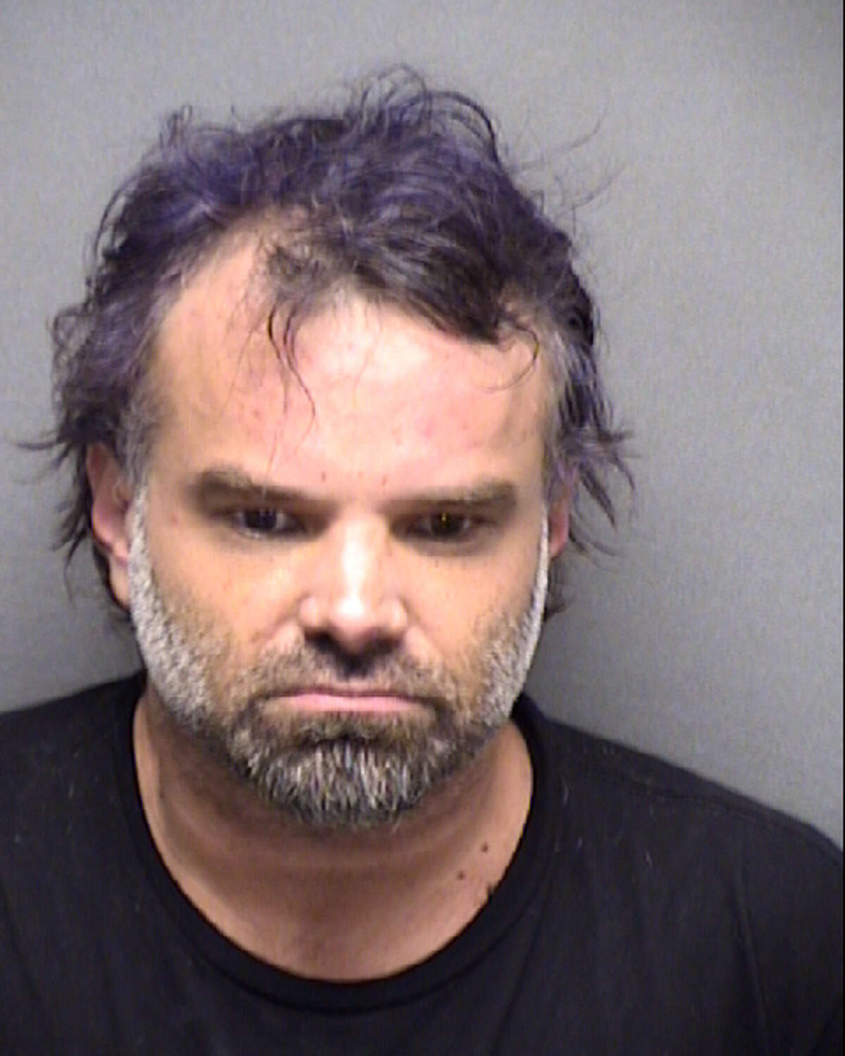 Mason David Caldwell, 43, was charged with online solicitation of a minor under 17 years old on Tuesday.