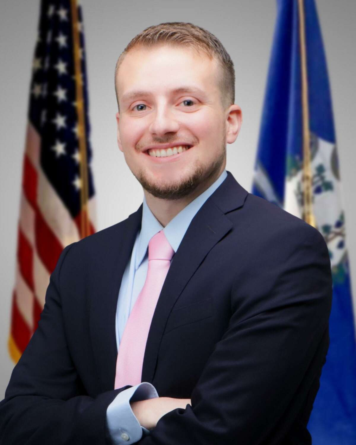 Anthony DiLizia, a gay U.S. Army veteran, is launching a longshot bid to unseat U.S. Rep. Joe Courtney for the Democratic nomination in Connecticut's 2nd Congressional District.