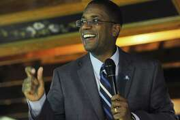 George Logan of Ansonia, a former two-term state senator, on Wednesday announced his candidacy for the Republican nomination next year to challenge 5th District U.S. Rep. Jahana Hayes of Wolcott.