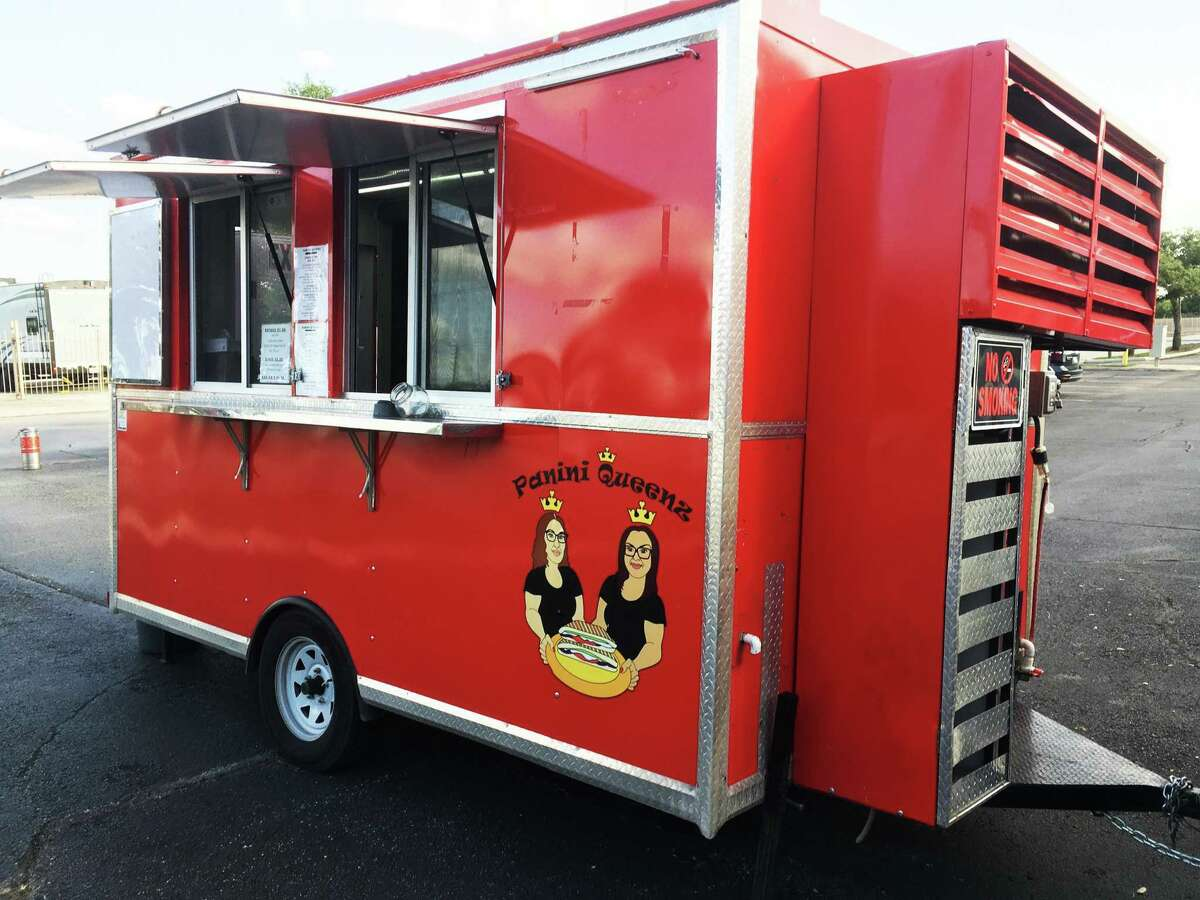 The Panini Queenz started their food truck in January 2021 and it makes visits throughout the city.