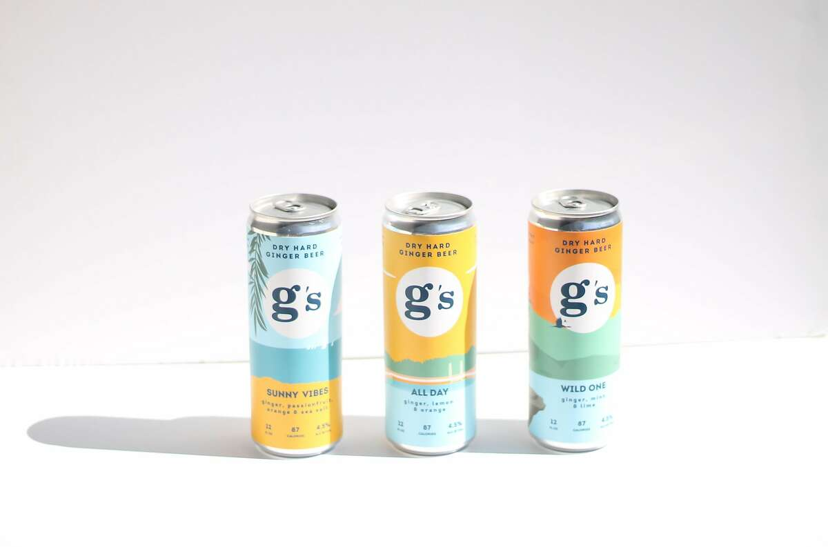 G's Hard Ginger Beer is a completely dry, alcoholic ginger beer produced by a St. Helena winemaker.