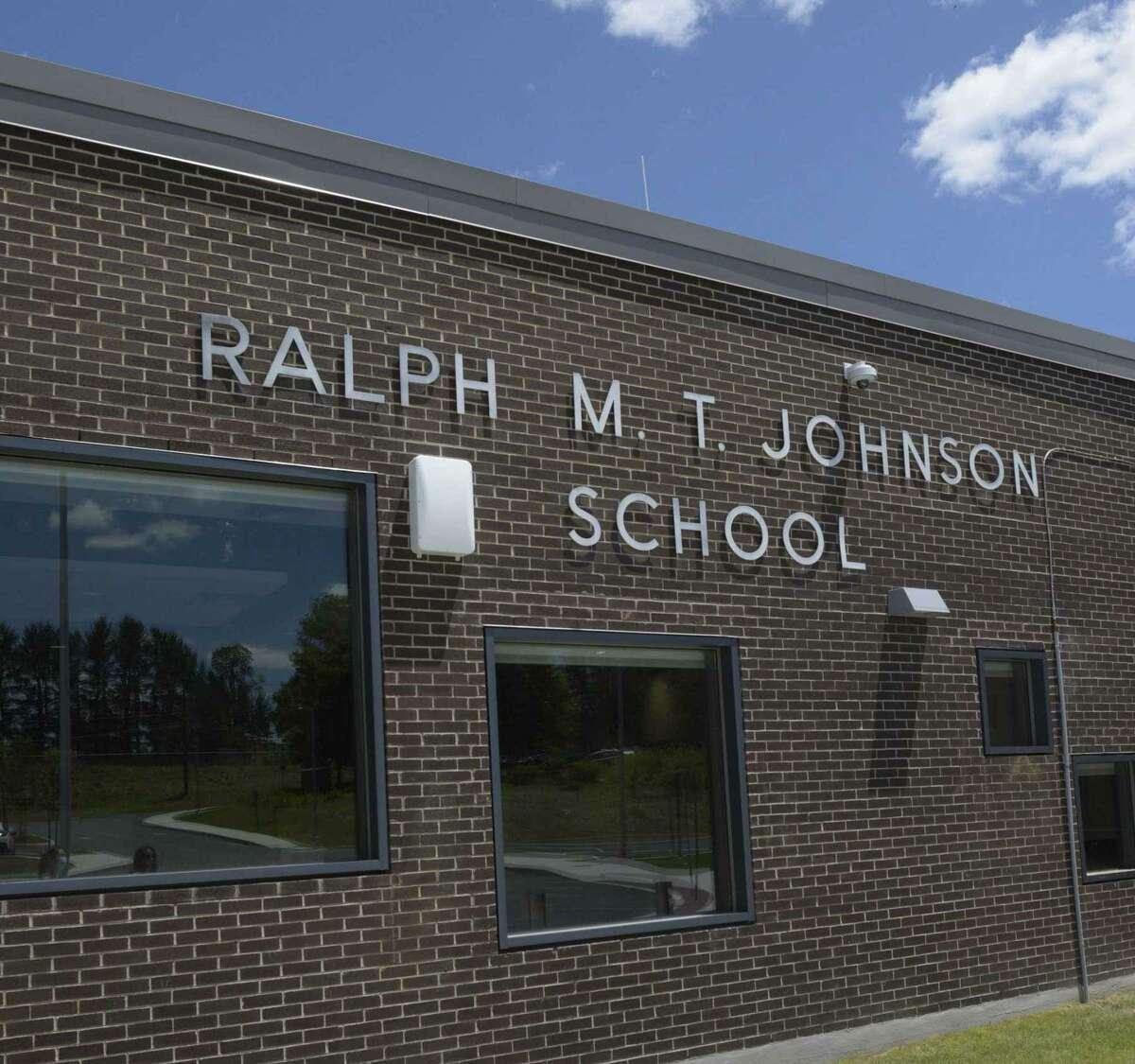 Ralph M. T. Johnson School in Bethel, Conn.