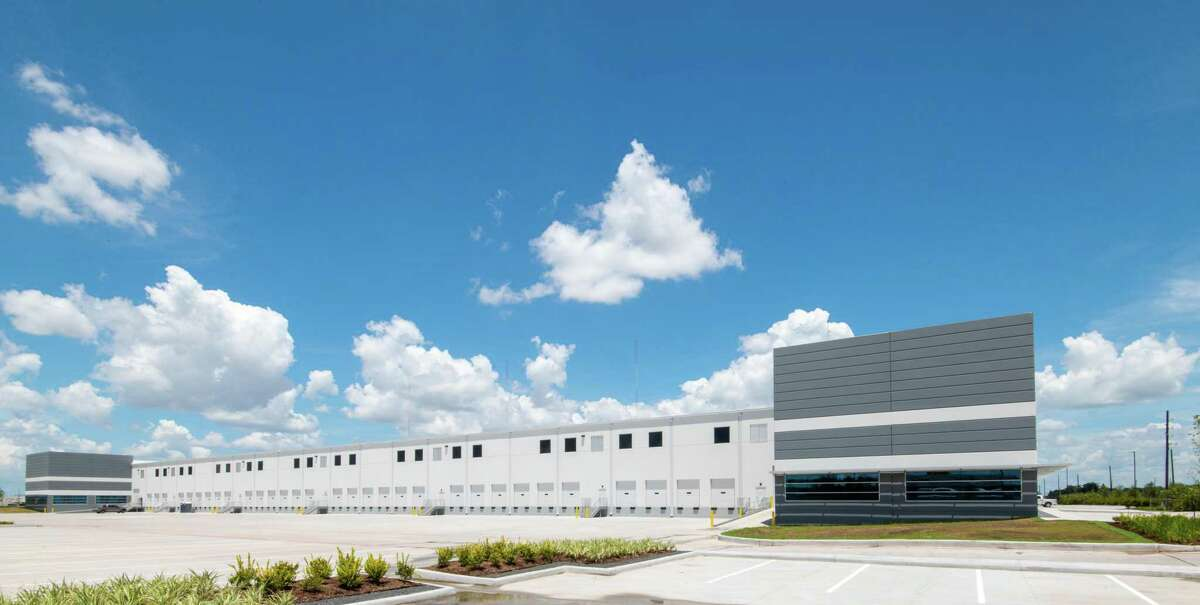 TricorBraun will relocate from east Houston to an expanded space in Ella West Crossing, at 606 West Road. The property was developed by Seefried Industrial Properties.