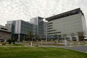 File photo of Danbury Hospital Tuesday, April 7, 2020, in Danbury, Conn.