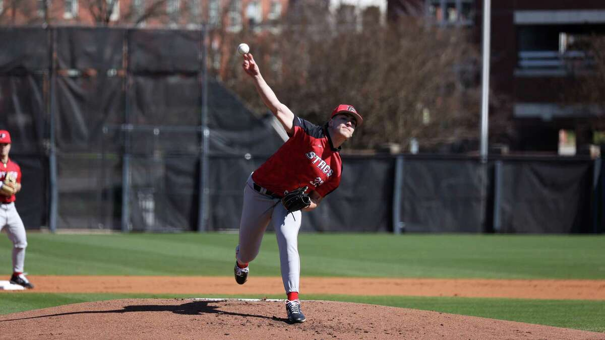 Ranked in the state's top-10 for Class of 2018 prospects by Perfect Game USA, Trey McLoughlin chose Fairfield after an outstanding scholastic career at Shelton High.