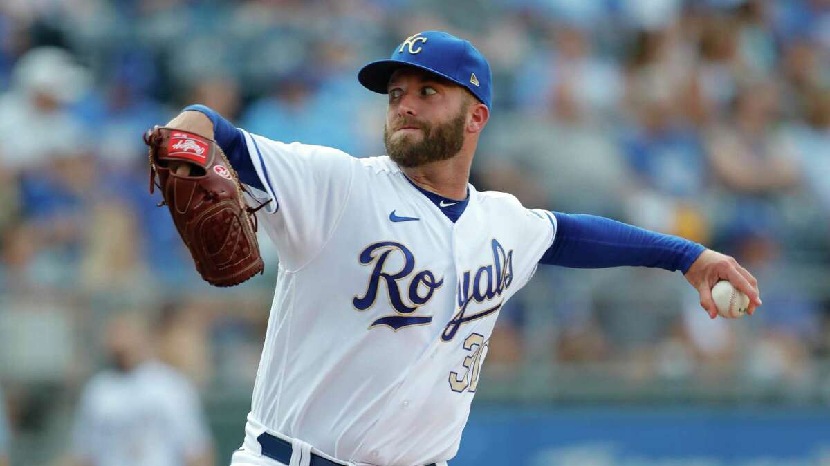 Royals starter Danny Duffy went only four innings in his last start, Friday against Baltimore. He has a strained flexor in his left elbow and went on the IL for the second time this season.