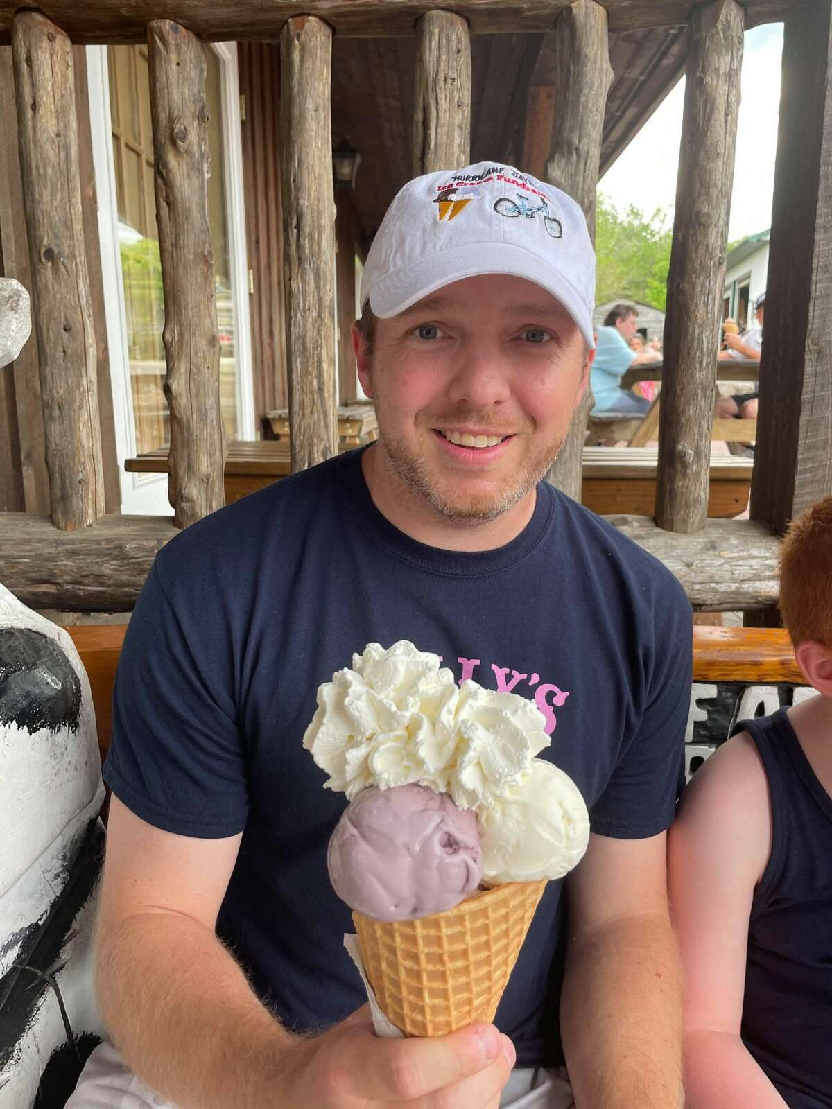 Craig Behun, the voice behind the CT Ice Cream Tour Instagram account, has visited over 200 ice cream shops in Connecticut to sample their homemade flavors.