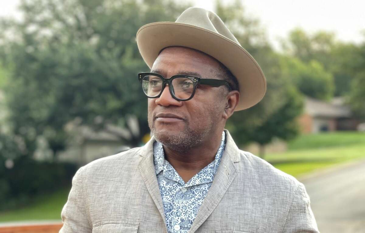 Christopher Blay was named curator at the Houston Museum of African American Culture in July 2021.