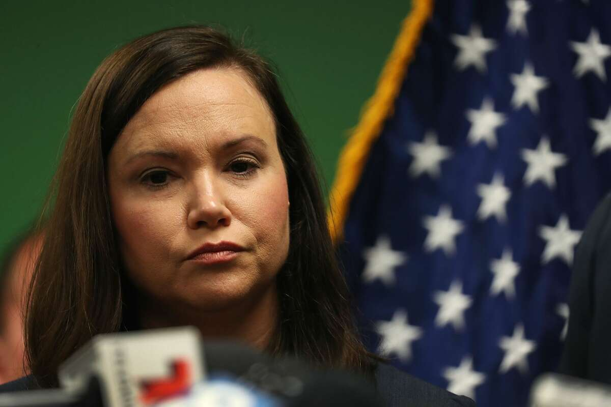Florida Attorney General Ashley Moody announced via Twitter Wednesday that she has tested positive for COVID-19.