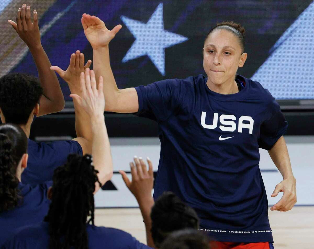 Diana Taurasi: Despite continuing to nurse a hip pointer injury, Taurasi is the WNBA's all-time leading scorer. If Team USA wins gold, Taurasi and Bird would own the most Olympic gold medals in USA basketball history (five).