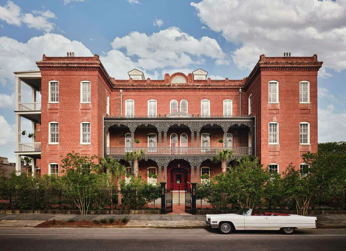 The Hotel Saint Vincent, which opened in the Lower Garden District of New Orleans in June.