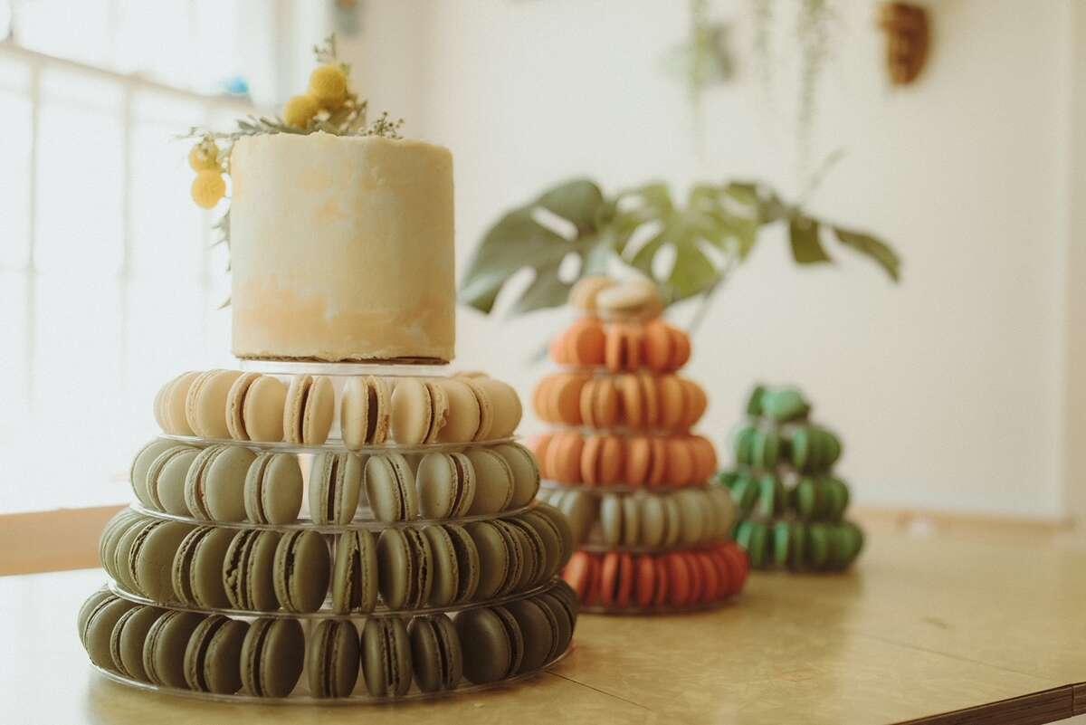 Location: Lyme Owner: Tonie-Marie Easter Specialty: Macarons, cakes Facebook   Instagram   Website