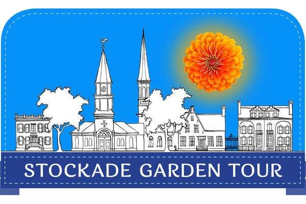 The Stockade Garden Tour is Aug. 7, 2021.