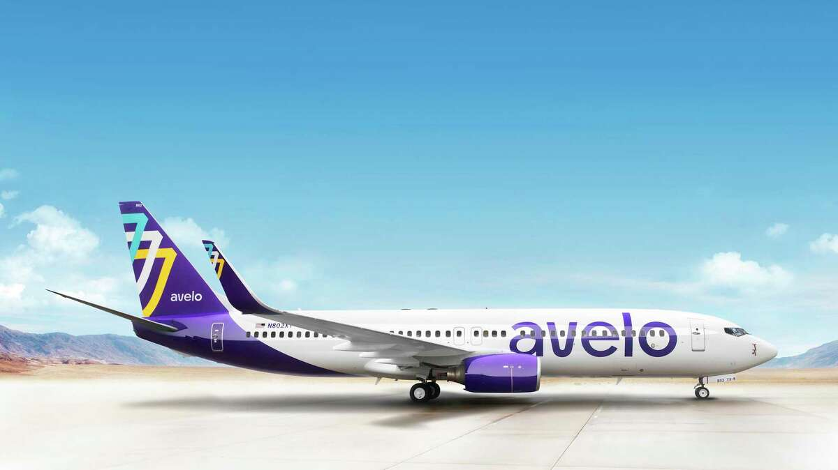 Avelo airlines, March 16, 2021.