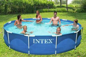 Intex 12 foot pool tank