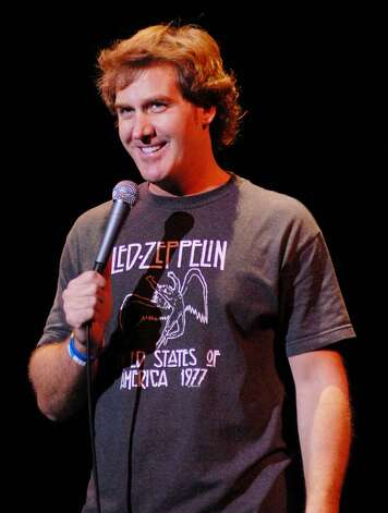 """Jim Florentine at Fairfield Theatre Company, Fairfield Comedian and """"The Metal Show"""" host Jim Florentine will be doing a live taping of his stand-up show at the Warehouse at Fairfield Theatre Company on Saturday. Find out more. Photo: Bobby Bank/WireImage / 2007 Bobby Bank"""