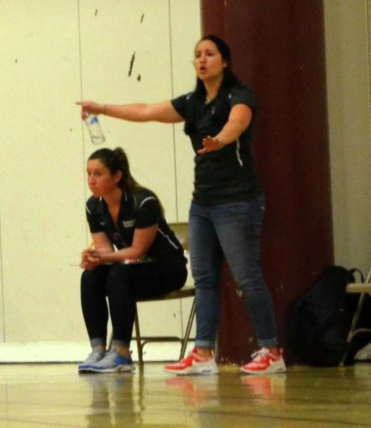 Aly Medeiros is the new head girls basketball coach at Branford