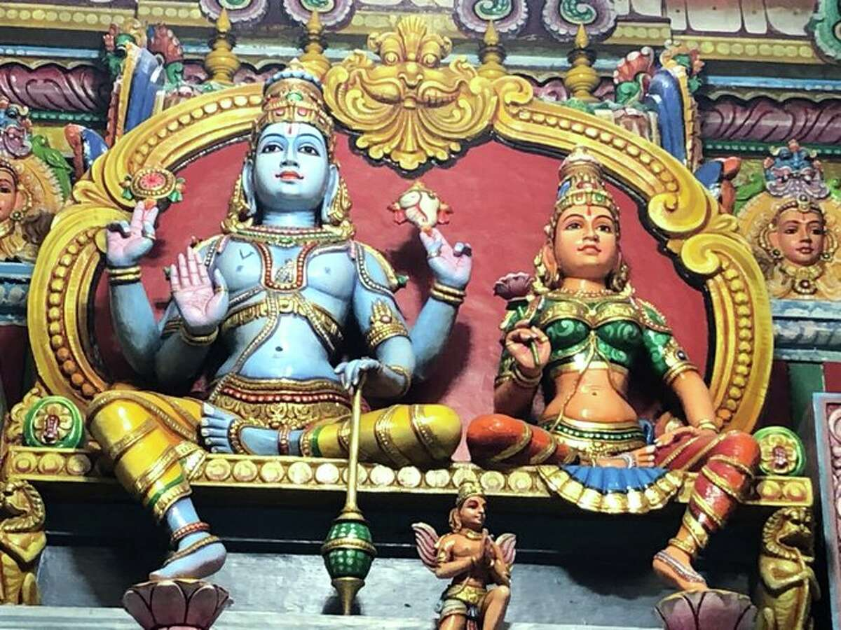 Albany's Hindu Temple is celebrating its 45th anniversary this year. The Hindu community here is growing and the temple is expanding.