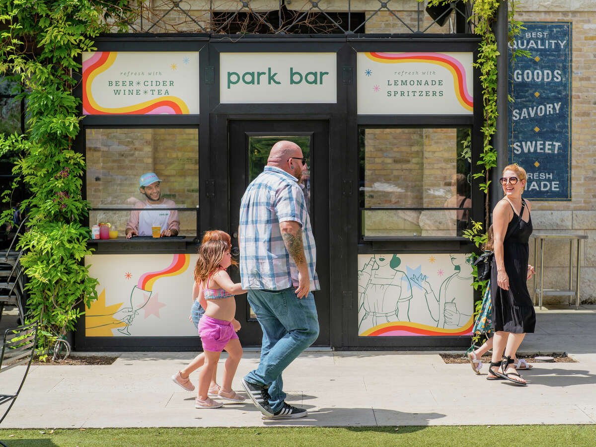 Moving forward the Pearl's Bottling Department bar will have an official name: Park Bar.