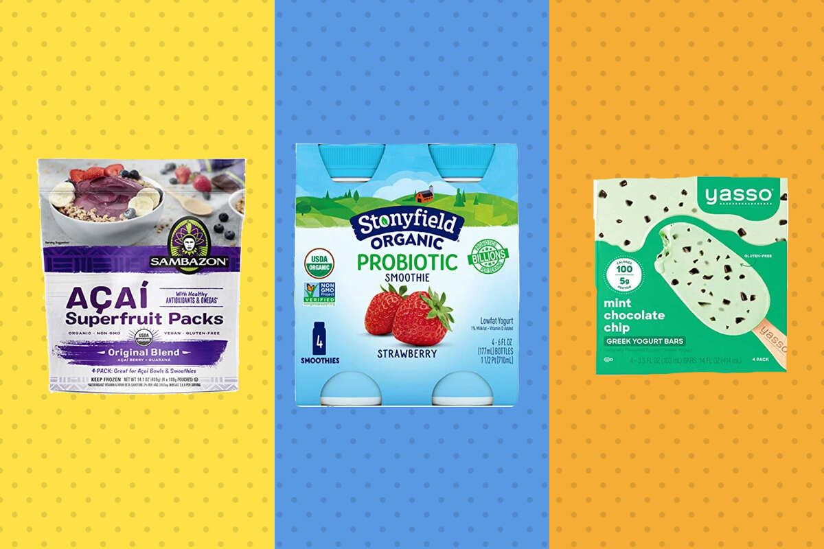 Stonyfield Organic, Low Fat Strawberry Smoothie, $5.29 at Amazon
