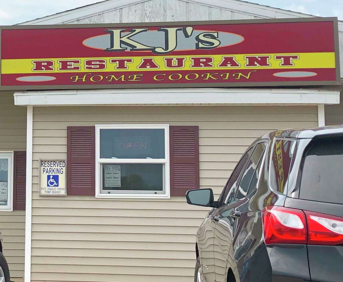 Located in Mecosta, KJ's Family Restaurant is a top destination for breakfast, lunch, or a little of both. (Pioneer photo/Joe Judd)