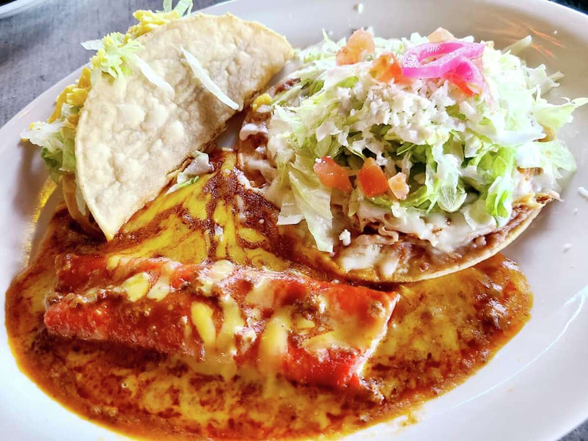 Sabor del Pueblo Manager Miguel Jorge says his aunt Barbara Jorge opened the Mexican restaurant in mid-April. He says the new ownership is not associated with El Mirasol, but the sabor may be familiar to some San Antonians. His aunt owned Doña Maria, a chain of Westside restaurants, in the 1990s and early 2000s.