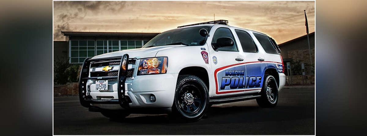 Boerne Police Department (Facebook)