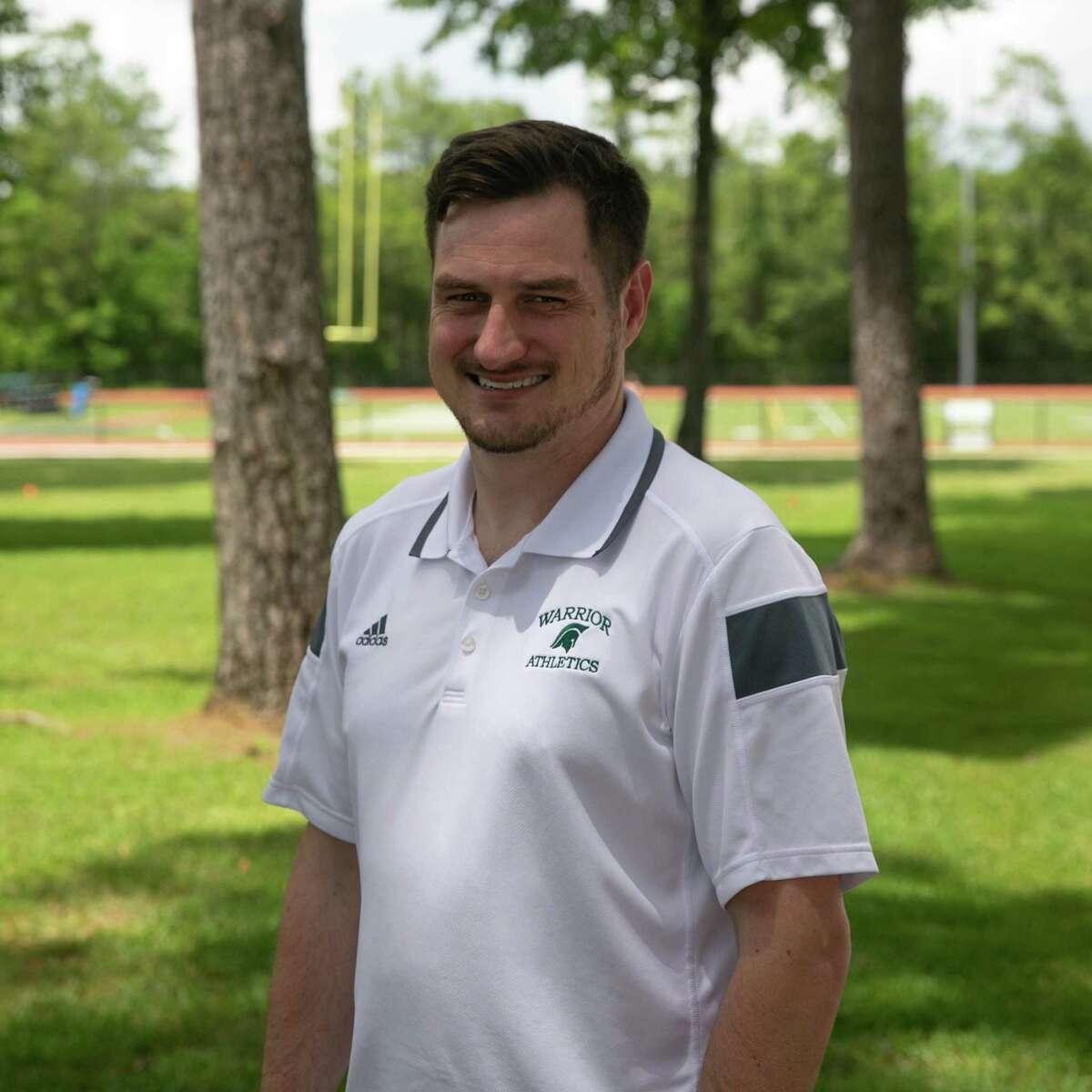 TWCA soccer coach Chris White.