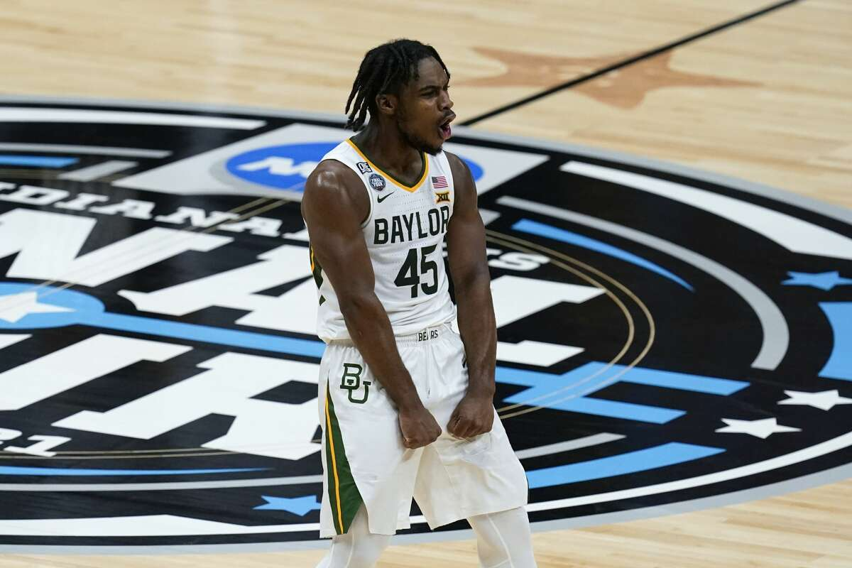 Baylor's Davion Mitchell is part of a deep crop of guards in this year's NBA draft.