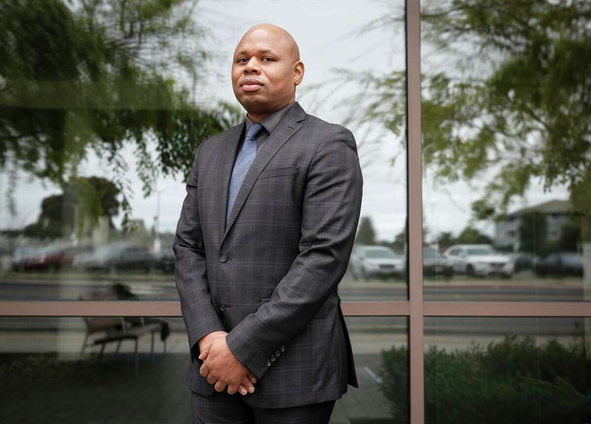 Dante King is a leader in the Black Employee Alliance, which filed a complaint with a federal agency this week alleging rampant discrimination and harm.