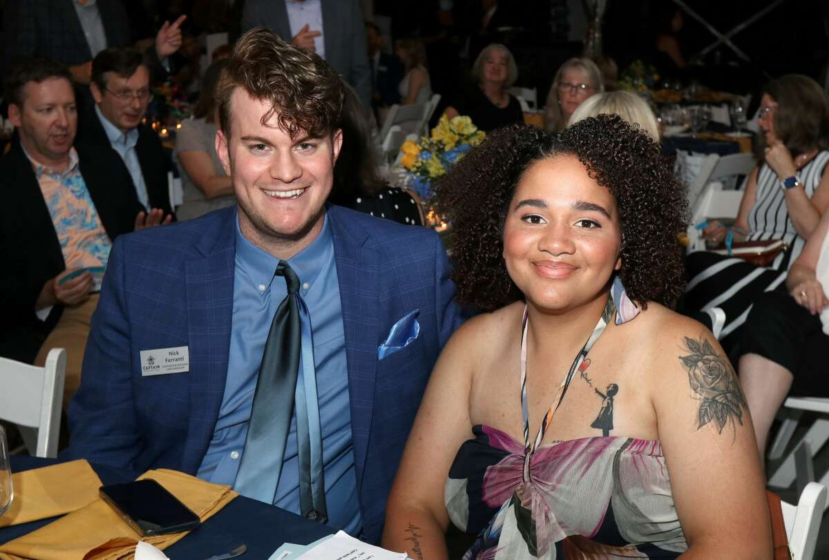 Were you SEEN at An Unbridled Affair, a benefit for CAPTAIN Community Human Services on July 22, 2021, at Saratoga National Golf Club?