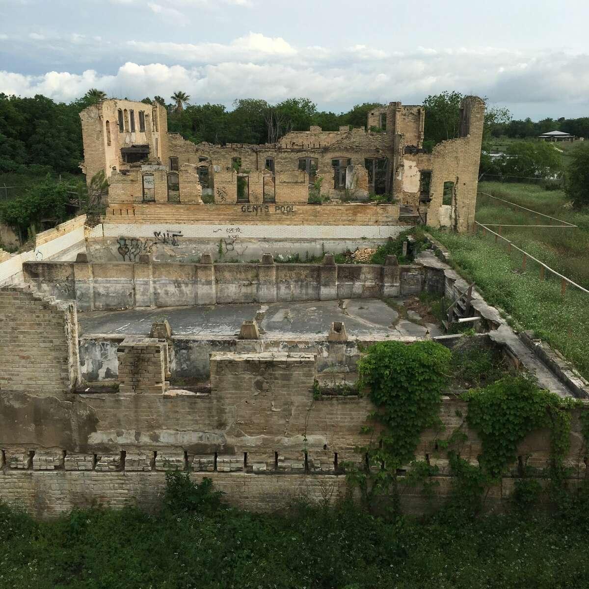 Hot Wells Ruins