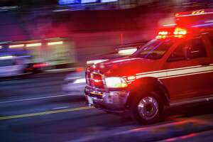 A Bad Axe man and woman were transported to the hospital July 22 following a single-vehicle rollover crash in Sanilac County. (File Photo)