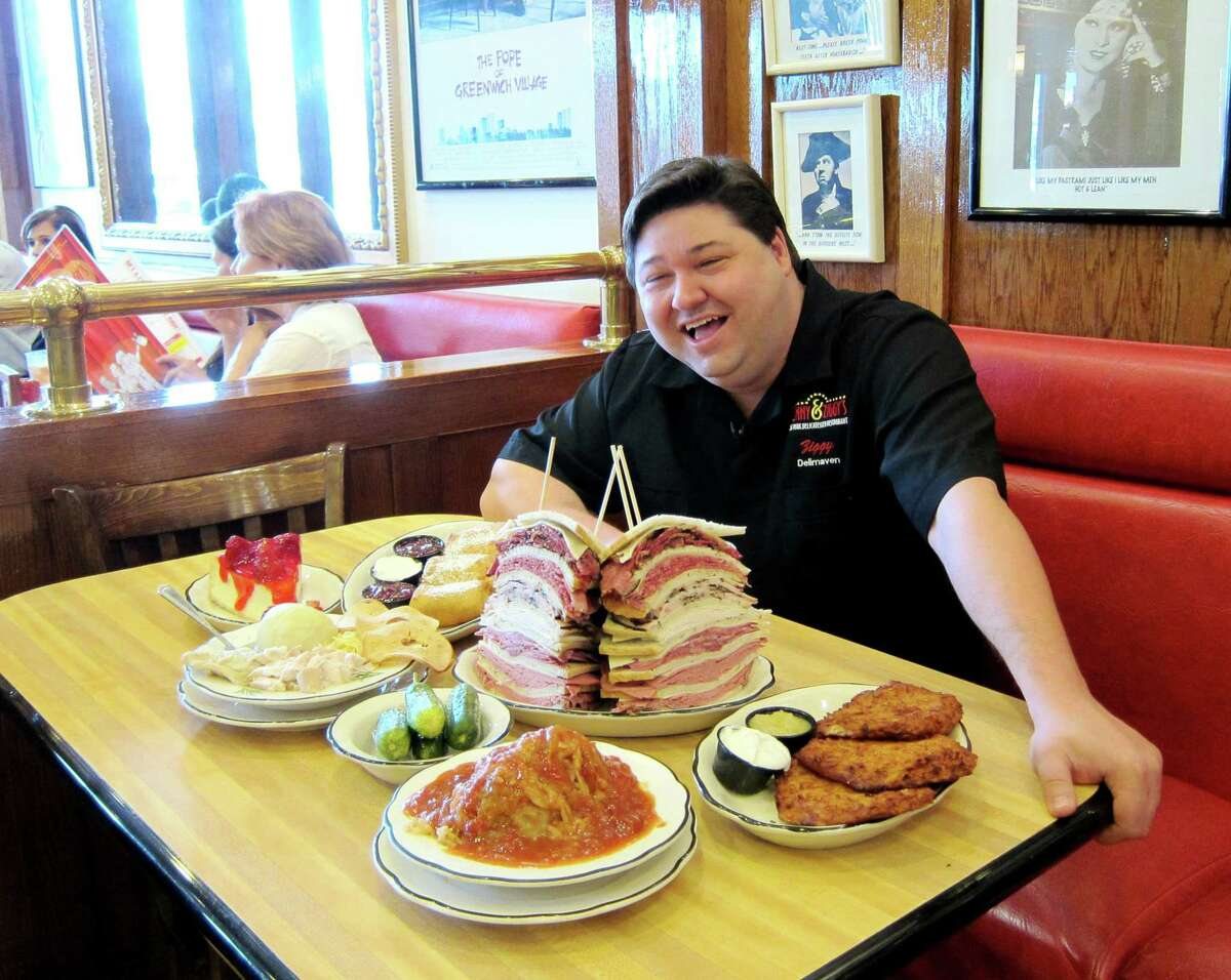 Ziggy Gruber, Kenny & Ziggy's New York Delicatessen & Restaurant owner, started National Deli Month in 2016 as a way to support both American delis and local nonprofits. This year's event runs Aug. 1-31 and will benefit Holocaust Museum Houston.