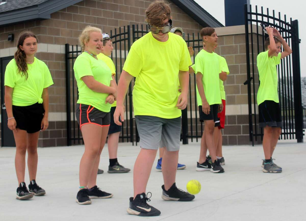 The Mecosta County Sheriff Department's Youth Police Academy concluded Friday morning at the Big Rapids High School football stadium.