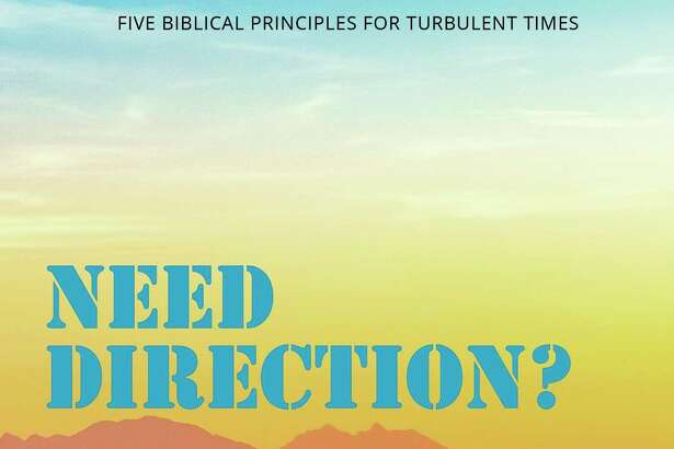 """""""Need Direction? Ask God,"""" a new book by local author Dennis Blue shares faith-based principals in his latest memoire published byKDP Publishing. (Courtesy Photo/Dennis Blue)"""