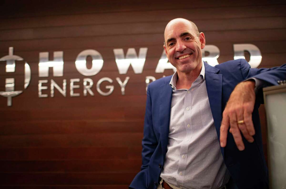 Mike Howard is CEO of San Antonio-based Howard Energy Partners. He's entangled in a bitter dispute over the fate of the company with Brad Bynum, former company president and two other ex-executives.