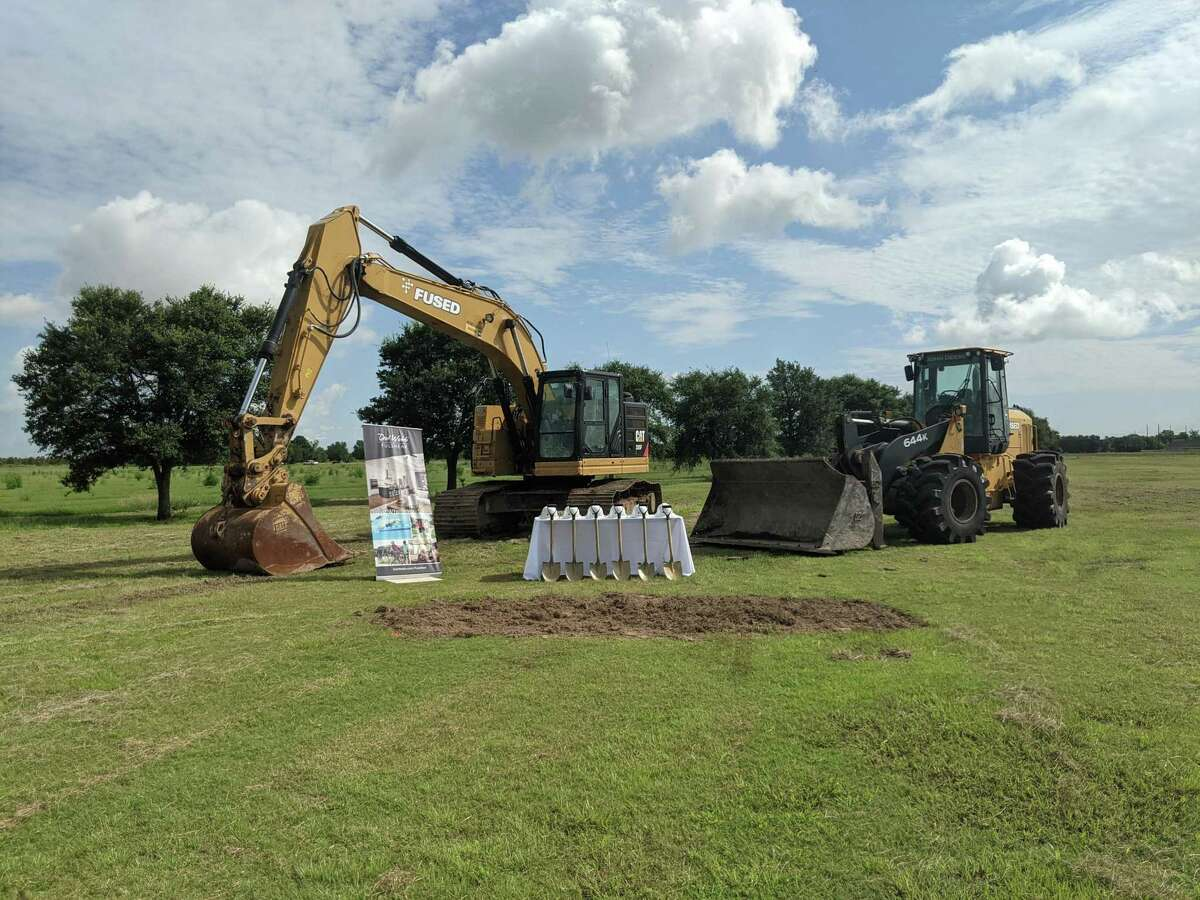 Work is officially underway on Del Webb Fulshear. The new community will have 725 home sites.